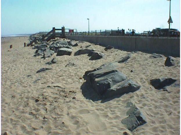 Sea Wall and Armour