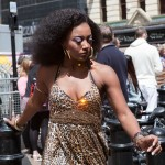 Patina Miller as Deloras Van Cartier at West End Live 2010