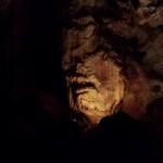 Face rock, Kents Cavern, Torquay