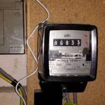 Electricity meter, Farnham
