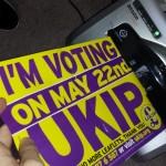 UKIP meets the shredder, Aldershot