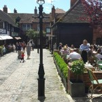 Lion & Lamb Yard, Farnham