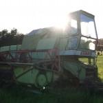 Combine harvester, Farnham
