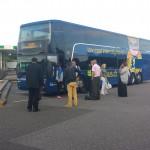 Low cost inter city travel, Watford Gap