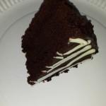 Chocolate cake, Aldershot