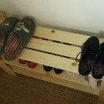 Shoe rack, Farnham