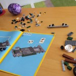Building a LEGO Mini, Farnham