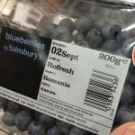 Rofresh Blueberries, Farnham