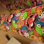 Muppets pyjamas, Farnham