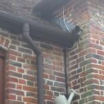 Broken CCTV, Aldershot