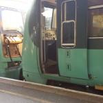 Train cab, Aldershot