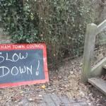 Slow Down!, Farnham