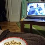 Nuts on the sofa, Farnham