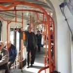 Tram, Bucharest, Romania