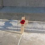 Rememberance cross, Farnham
