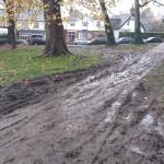 Mud, Manor Park, Aldershot