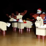 Baby reindeer, Farnham