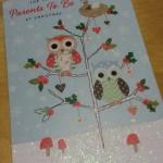 Christmas card, Farnham
