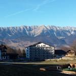 Mountain resort, Romania