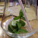 Lime and mint, Bucharest