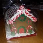 Gingerbread house, Farnham