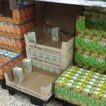 Fruit juice, Aldershot