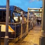 Bus station, Aldershot