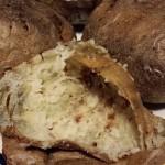 Baked potatoes, Farnham