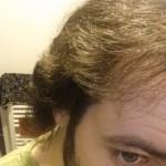 New haircut, Farnham