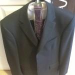 Suit and tie, Farnham