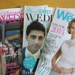 Wedding magazines, Farnham