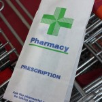 Pharmacy prescription, Farnham