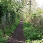 Public footpath, Weybourne