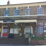 Spice Station at Farnham station, Farnham