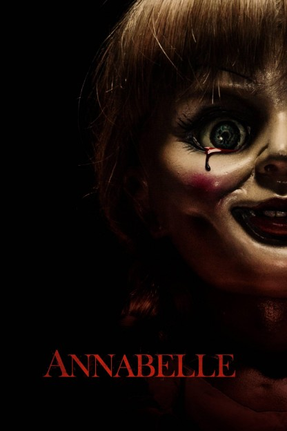 """Poster for the movie """"Annabelle"""""""