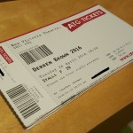 Derren Brown Tickets, Farnham