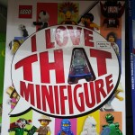 I Love the Minifigure, WH Smith, Farnham