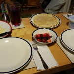 Pancakes, Farnham