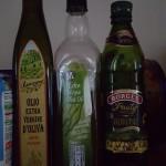 Olive oil, Aldershot