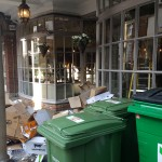 The Botanist's bins, Farnaham