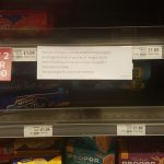National biscuit shortage, Farnham