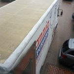 Removal truck, Farnham