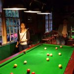 Pool at the Cobbett, Farnham