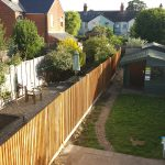 New fence, Alton