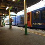 Farnham Station, Farnham