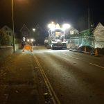 Roadworks, Alton