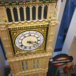 Lego Big Ben, London