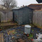 Garden shed, Alton