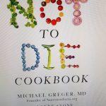 How Not to Die Cookbook, Aldershot