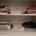 Wardrobe shelves, Alton